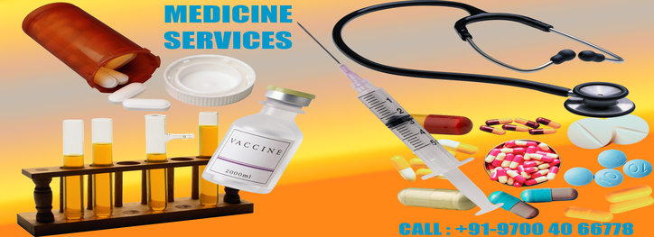 Medicine International Courier Services